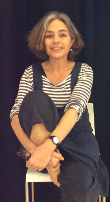 Louise Osborn - Artistic Director of The Roar Ensemble
